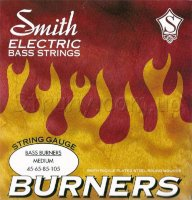 Ken Smith BBM Bass Burner Bass Guitar Strings Medium 45/105