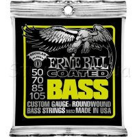Ernie Ball 3832 Coated Regular Slinky Bass Strings 50/105