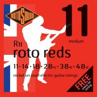 Rotosound R11 Nickel Electric Guitar Strings 11/48