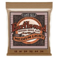 Ernie Ball 2146 Earthwood Acoustic Phosphor Bronze 12/54