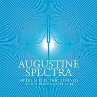 Augustine Spectra AS1148 Electric Guitar Strings Medium 11/48