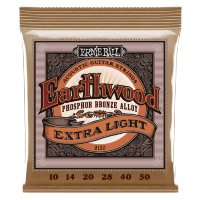 Ernie Ball 2150 Earthwood Acoustic Phosphor Bronze 10/50
