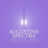 Augustine Spectra AS1254 Electric Guitar Strings Heavy 12/54
