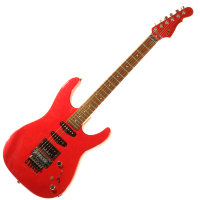 G&L INVADER (Candy Apple Red, Rosewood). № CLF51033