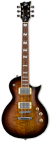 ESP LTD EC-256FM (Dark Brown Sunburst)