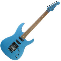 G&L INVADER (Lake Placid Blue, Rosewood). №CLF51034