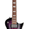 Електрогітара ESP LTD EC-256FM (See Thru Purple)