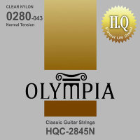 Olympia HQC-2845N Classical Guitar Strings Nylon Normal Tension 28/43