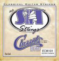 SIT ECM101 Classits Elite Medium Tension Classical Guitar Strings