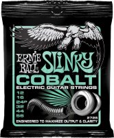 Ernie Ball 2726 Cobalt Slinky Electric Guitar Strings 12/56