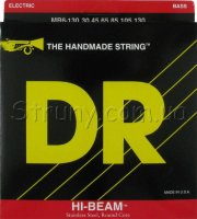 DR MR6-130 Hi-Beam Stainless Steel 6 String Medium Bass Strings 30/130