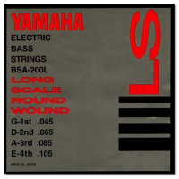 Yamaha BSA200L Bass Stainless Steel 45/105