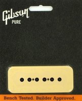 Gibson P-90 Soapbar cover CREME PRPC-055