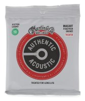 Martin MA530T Authentic Acoustic Lifespan 2.0 92/8 Phosphor Bronze Extra Light (10-47)