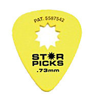 Everly Star Pick 12-Pack 0.73 Набор медиаторов