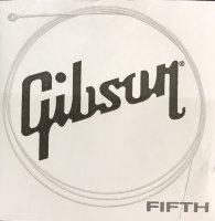 Gibson Seg-700Ulmc Fifth Single String Acoustic 5-я струна 036