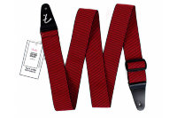 Fender WEIGHLESS TWEED STRAP, RED Ремень