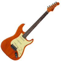 G&L LEGACY (Clear Orange.3-Ply Vintage Creme. Rosewood)