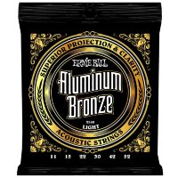 Ernie Ball 2568 Light Acoustic Aluminum Bronze 11/52