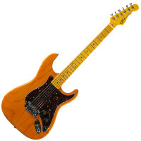 G&L LEGACY (Honey, Maple, 3-Ply Tortoise Shell)