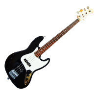 Custom Shop Limited Edition Jazz Bass Style Black