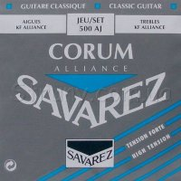 Savarez 500AJ Corum Alliance Classical Guitar Strings High Tension