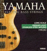 Yamaha H4030 Medium Lght Stainless Steel Wound 45/105