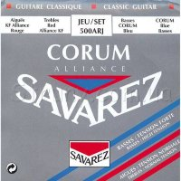 Savarez 500ARJ Corum Alliance Classical Guitar Strings Mixed Tension