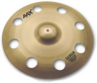 "Sabian 21800X 18"" AAX O-Zone Crash"