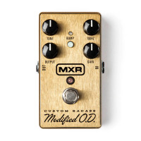 Dunlop M77 MXR Custom Badass Modified O.D. Овердрайв