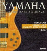 Yamaha H4050 Medium Lght Stainless Steel Wound 45/125