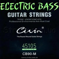 Civin CB90 M Medium Nickel Wound (American Imported) 45/105