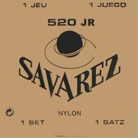 Savarez 520JR Traditional Classical Guitar Strings Mixed Tension