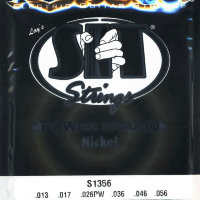 SIT S1356 Medium Heavy Power Wound Nickel Electric Guitar Strings 13/56