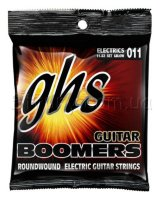 GHS GB-LOW Boomers Electric Guitar Strings 11/53