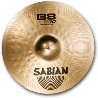 "Sabian 31609B 16"" B8 PRO New Rock Crash"