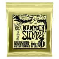 Ernie Ball 2214 Mammoth Slinky Nickel Wound 12/62