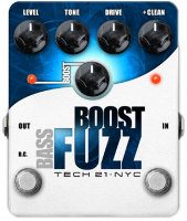 Tech21 Bass Boost Fuzz Бустер, фузз