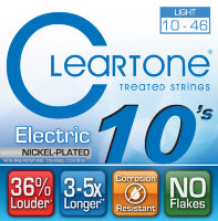 Cleartone 9410 Coated Electric Guitar Strings Light 10/46
