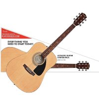 FENDER FA-115 DREADNOUGHT PACK NATURAL набор