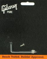 Gibson Pickguard Mounting Bracket CHROME PRPB-020