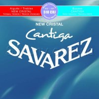 Savarez 510CRJ New Cristal Cantiga Classical Guitar Strings Mixed Tension