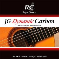 Royal Classics DC10 Dynamic Carbon Classical Guitar Strings