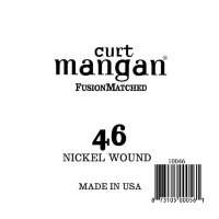 Curt Mangan 10046 46 Nickel Wound Ball End