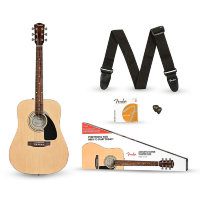 FENDER FA-115 DREADNOUGHT PACK NATURAL WN V2 набор