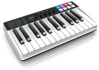IK MULTIMEDIA iRig Keys I/O 25 MIDI клавиатура