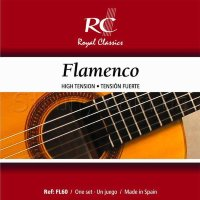 Royal Classics FL60 Flamenco Classical Guitar Strings
