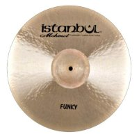 Istanbul FR-C18 Funky Rock Traditional Crash Тарелка 18""