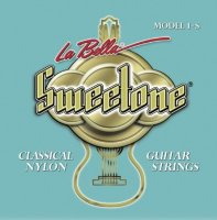 La Bella 1S Sweetone Silver Classical Guitar Strings