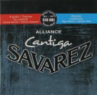 Savarez 510ARJ Alliance Cantiga Classical Strings Mixed Tension